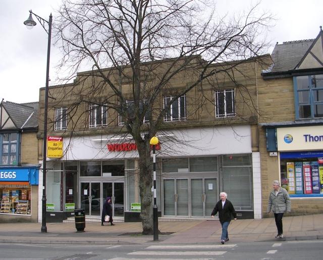 Woolworths - Brook Street