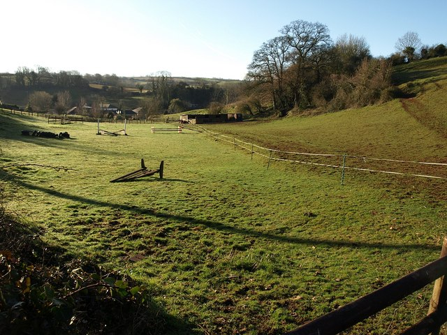Field, Manor Farm, Galmpton