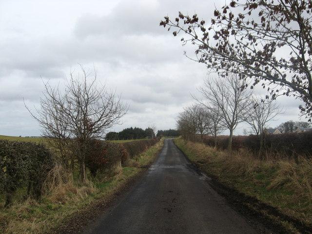En route to Bogend