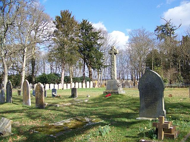 War Memorial, Bisterne
