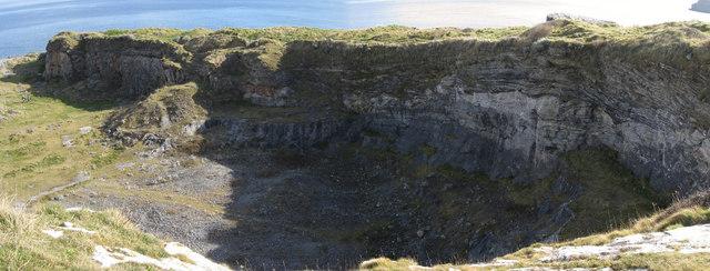 Hope's Nose Limestone Quarry (disused)