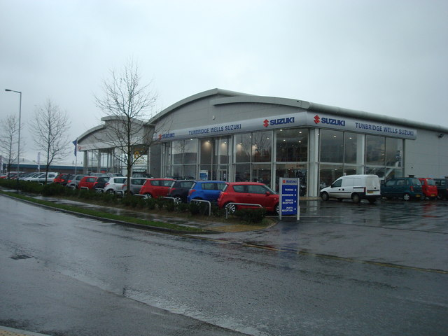 Car Dealer, Dowding Way, Tunbridge Wells, Kent