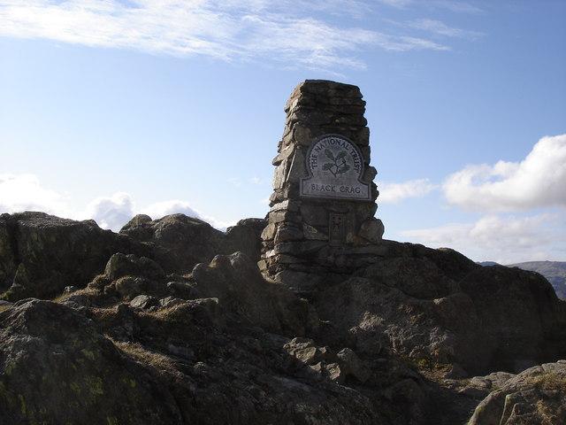 Summit of Black Crag