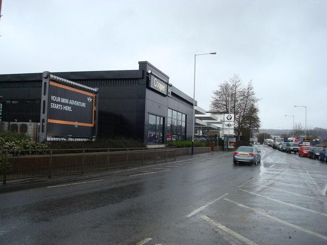 Car Dealer, Longfield Road, Tunbridge Wells, Kent