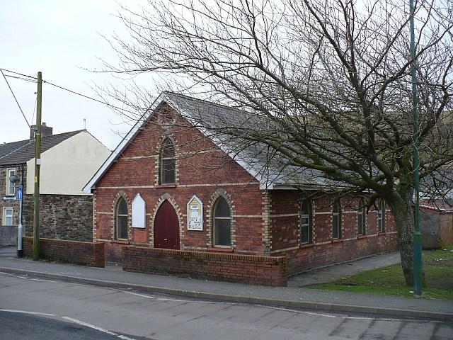 Wesleyan Chapel, Pochin Crescent, Peacehaven
