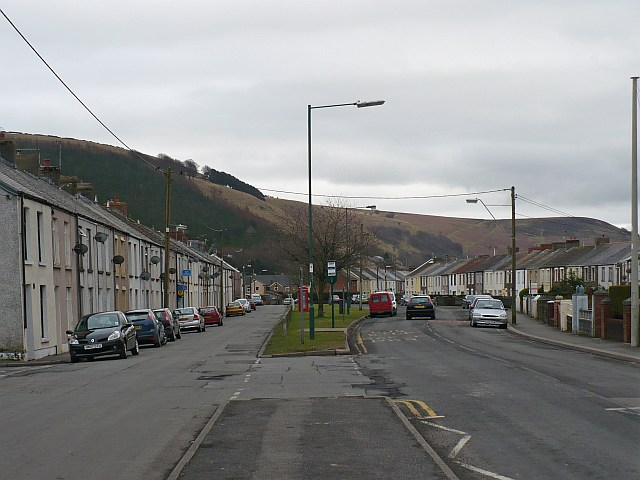Glyn Terrace and Pochin Crescent, Peacehaven