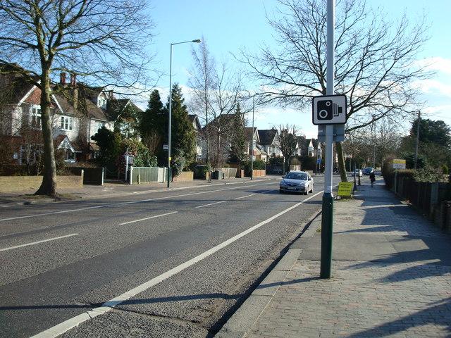 St John's Road (A26), Tunbridge Wells, Kent