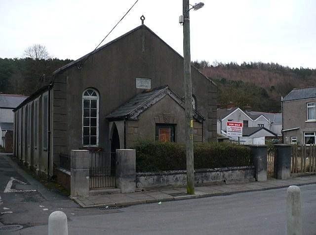 Glyn Baptist Chapel, Glyn Terrace, Peacehaven