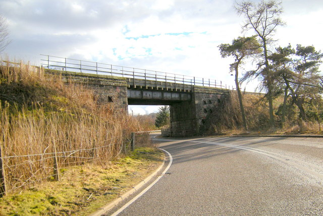 Railway Bridge northeast of Fordoun