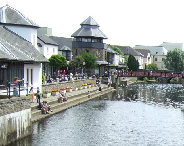 Riverside at Haverfordwest