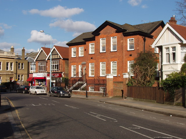 Sutton Court Road, Chiswick