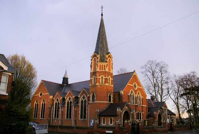 Methodist Church, Wimpole Road, Colchester