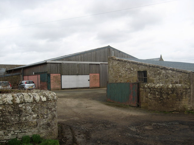 Blackadder Bank Farm