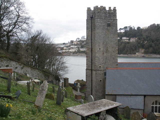 St Petrox Church, Dartmouth