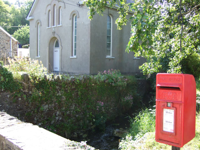 Moylgrove Postbox