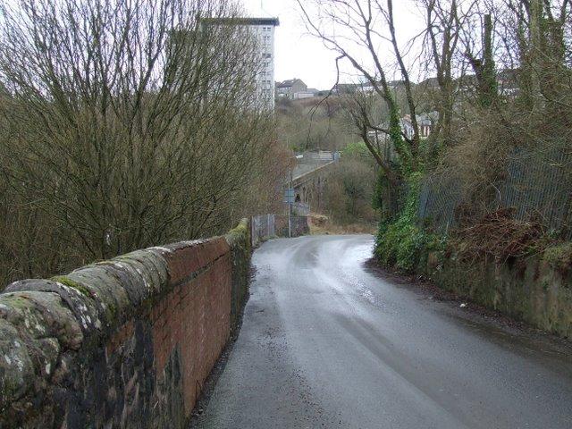 Upper Carsburn Street