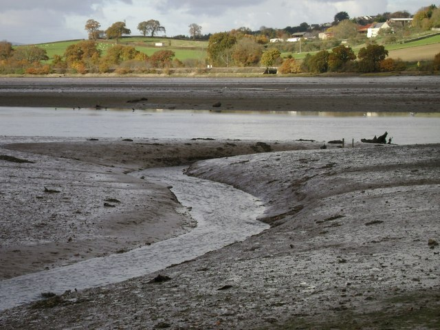 Netherton Point, Teign estuary