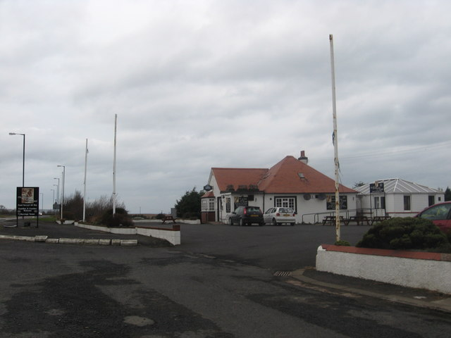 The 'First and Last Inn' Burnmouth