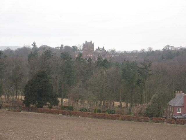 Countryside near Ayton