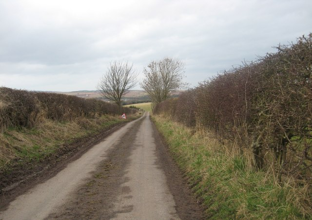 Track at Flemington Farm