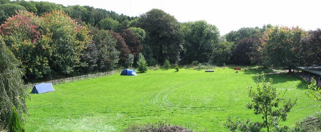 Budleigh Farm campsite