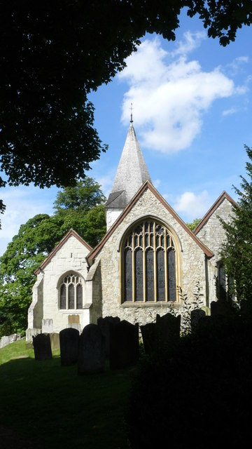 Merstham Church