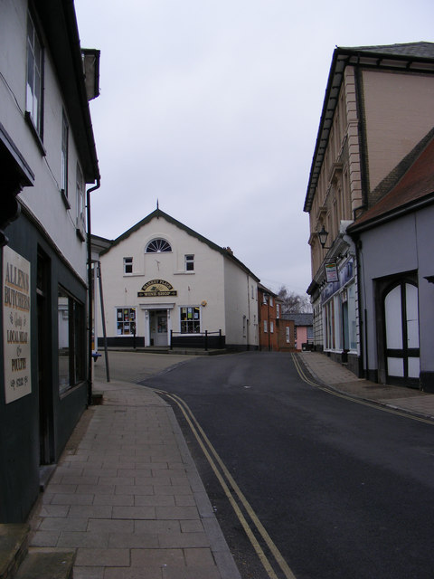 Chediston Road, Halesworth