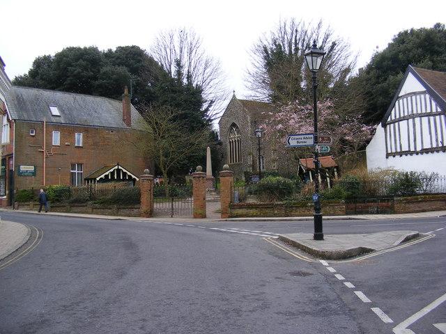London Road, Halesworth