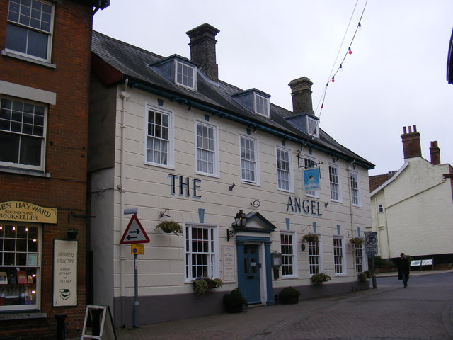 The Angel Public House, Halesworth
