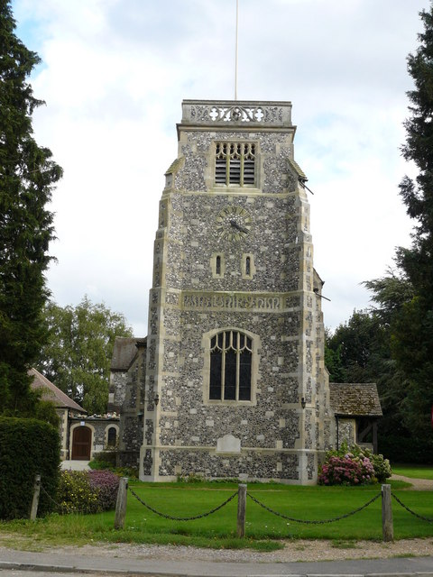 Woldingham Church