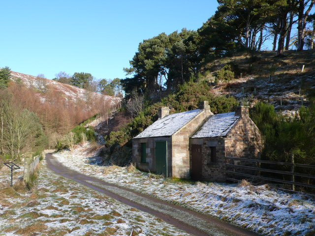 Workman's cottage, Glencorse