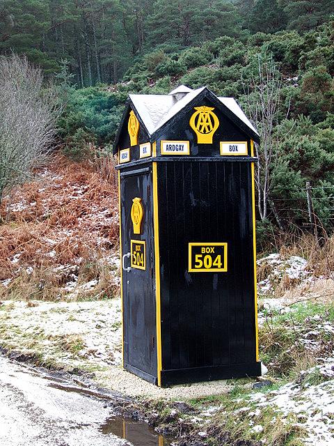 Ardgay AA Box