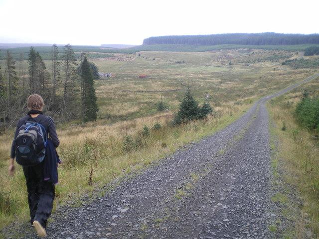Path passing Wainhope