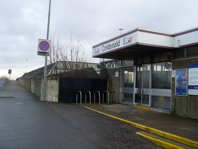 Cardonald Railway Station