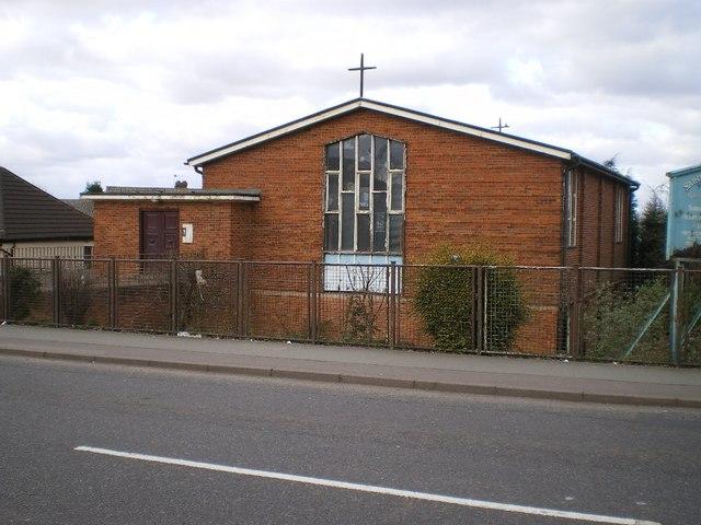 St John Fisher Roman Catholic church