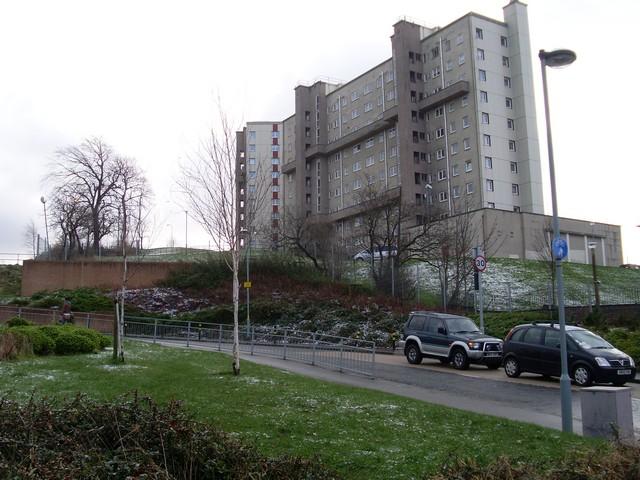 Mossview Quadrant flats