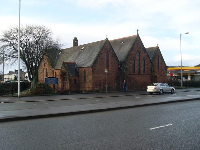 Cardonald Parish Church