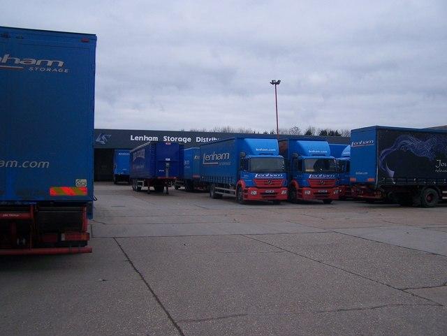 Lenham Storage Distribution Centre
