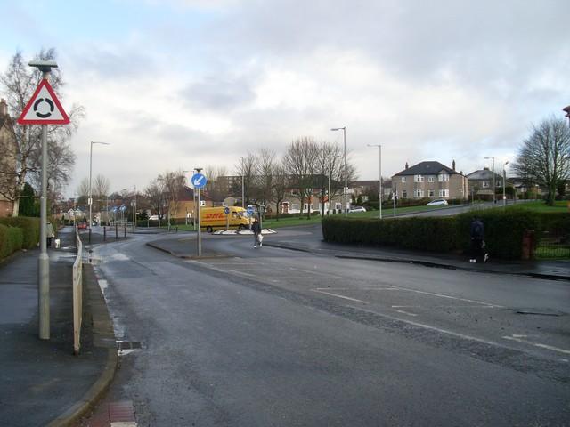 Hillington Road South