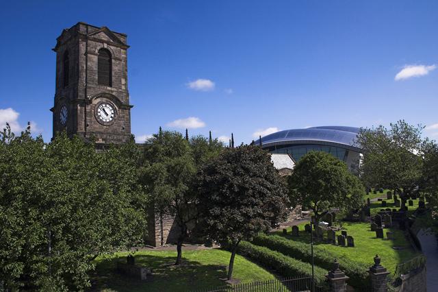 St Mary's Heritage Centre, Gateshead