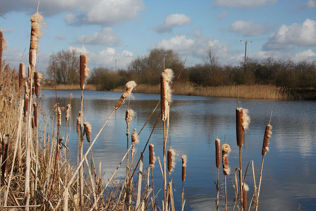 Block Fen 'B' Lake
