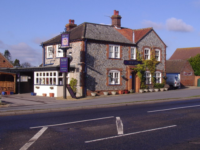 The New Inn public house