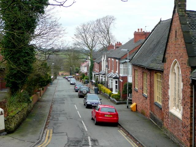 Wilbraham's Walk, Audley