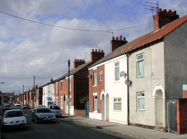 Albermarle Street, Hull