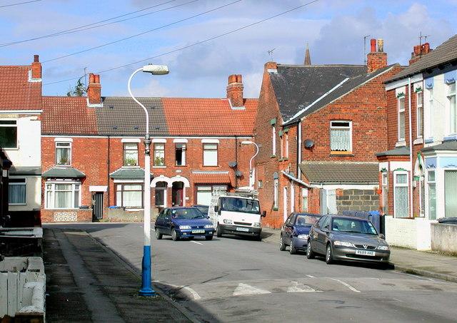 St Matthew Street, Hull