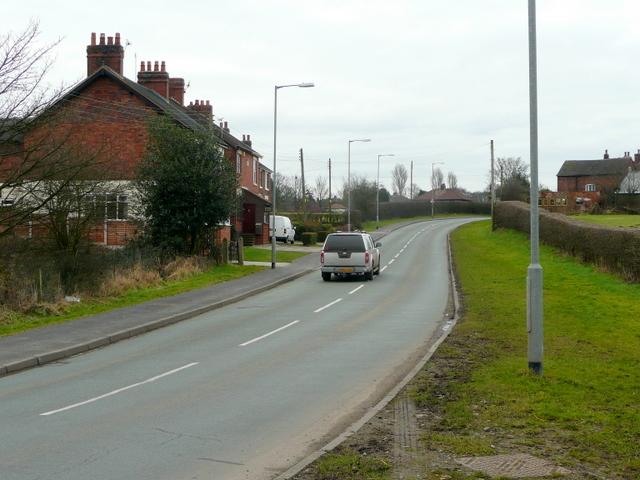 Alsager Road