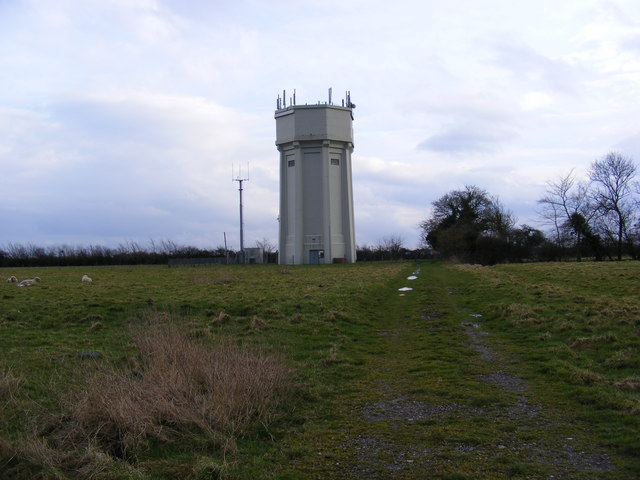 Framlingham Water Tower