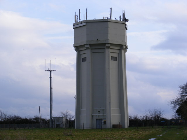 Framlingham Water Tower