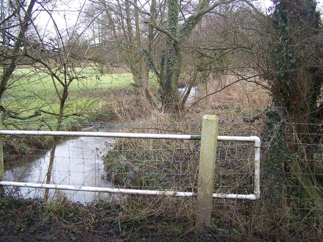River Len, from Fairbourne Lane