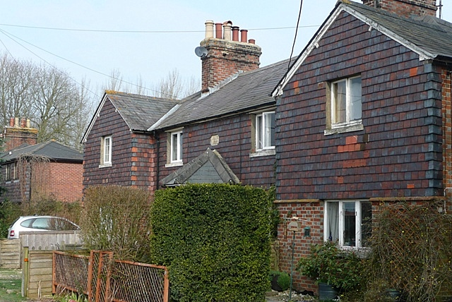 Cottages at Aldermaston Wharf
